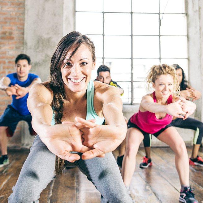 Aufwärmen Fitnesskurs | Tiger Balm